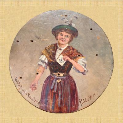 Blason 1910