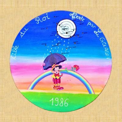 Blason 1986